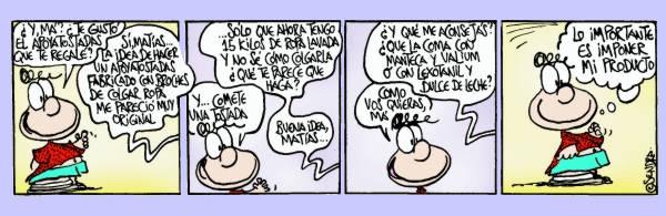 """Historietas """"Yo Matias""""...."""