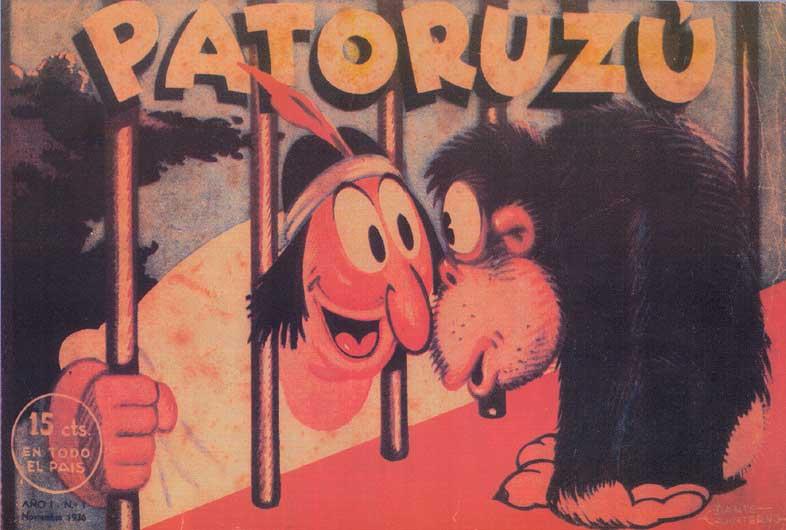 Historia de los dibujos animados