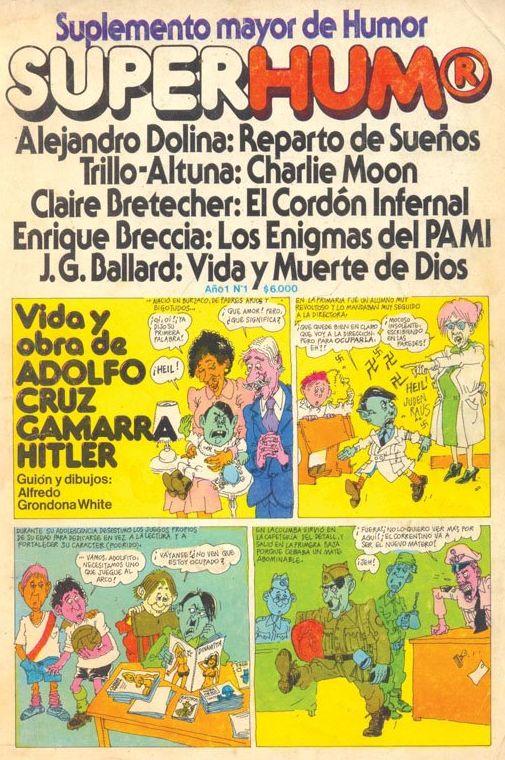 Historia del c mic en argentina v for Revistas del espectaculo argentino